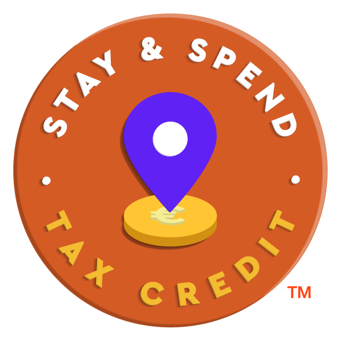 Stay and Spend Logo